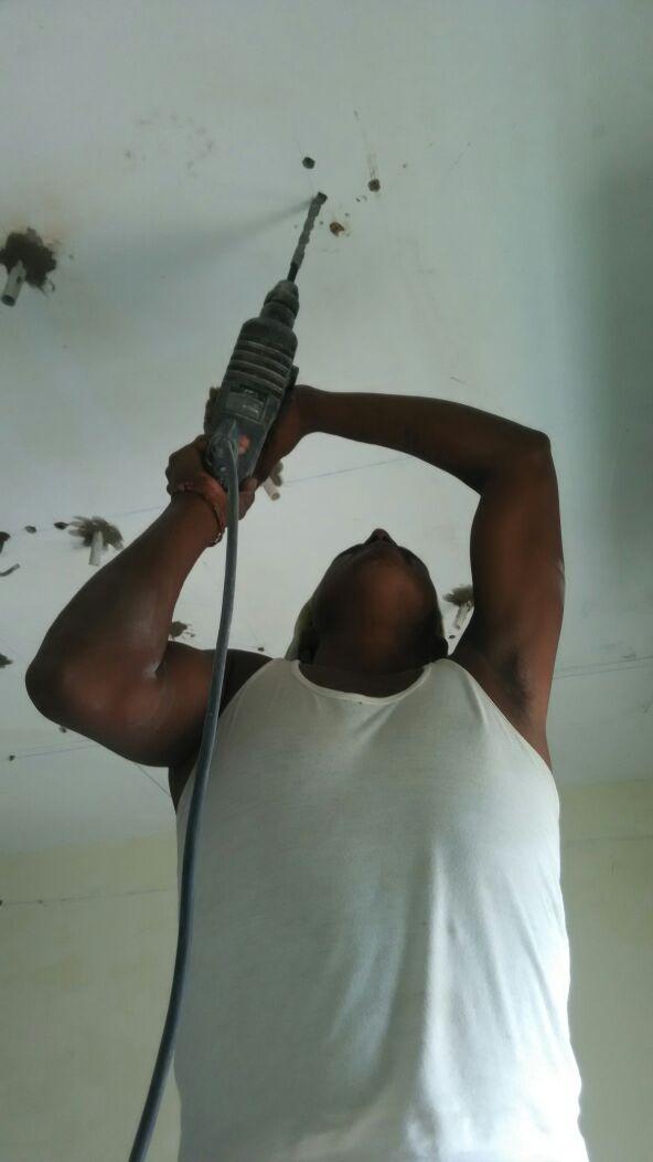 Concrete Slab Crack Repair Chennai